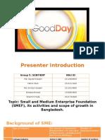 SME Presentation
