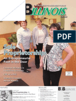 B2B Illinois Magazine - June 2008