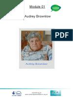 Module01 Audrey Brownlow