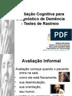 testesderastreioceuma2009-090830112652-phpapp01