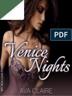 4.5 Venice Nights - Ava Clare