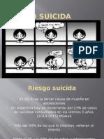 Riesgo Suicida en niños y adolescentes evaluacion