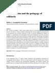 Gatzambide Pedagogy of Solidarity