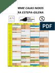 Informe Cajas Nidos 2016