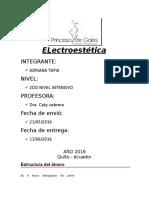 Electro Est é Tica
