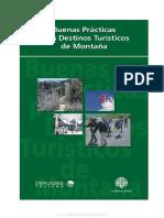 Manual de Buenas Prácticas Para Destinos Turísticos de Montaña