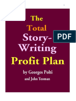 The total Story-Writing profit plan by Georges Polti et John Yeoman