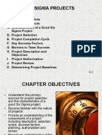 D3 - Six Sigma Projects