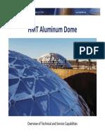 HMT Dome Presentation Generic