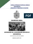 Dossier Investigación Acción
