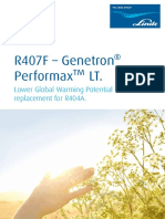 R407F (Genetron® Performax™ LT)
