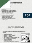 M6 - Basic Statistics