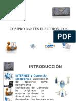 COMPROBANTES ELECTRONICOS