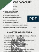 A1 - Process Capability