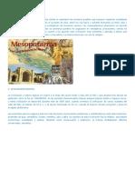 Aportes de Los Pueblos Antiguos Desarrollo de La Humanidad de La India China y Otros
