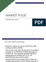 Market Pulse-September 2016 (Public)
