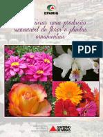 Cartilha Flores Plantas Ornamentais