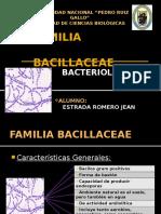 Exposicion de Bacillus JEAN