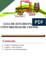 Guia de Estudio Para Contabilidad de Costos