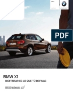 Manual de usuario del bmw x1
