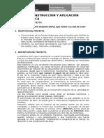 Ficha de Construccíon y Aplicación Pedagógica-lego -wedo