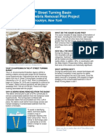 Gowanus Debris Removal Fact Sheet FINAL October 2016