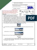 MEC3015 2012 Filters Tutorial 2