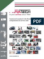 SERVICE AUTO Catalognovatech2009