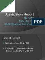 EPP JustificationReportWriting 201213Sem02