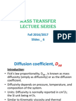 6. Lectures_ Mass Transfer