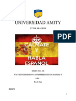 Spanish Booklet