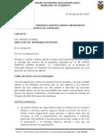 Informe de Pasantia Edwin Correa GR