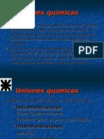 3c Uniones Quimicas IEM