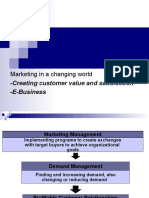 Chapter 02 Marketing in a Changing World