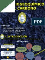 Ciclo Biogeoquímico Del Carbono