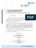 Memo PRHL 007-2015 - GAB de - Pq Bernardo Sayão