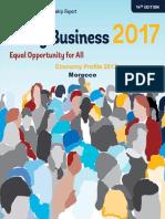 Maroc Doing Business 2017