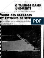 A Guide to Tailings Dams and Impoundments Bulletin 106