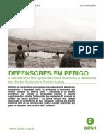 Defensores Em Perigo