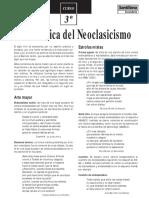 La Metrica Del Neoclasicismo