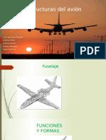 Estructuras Del Avión