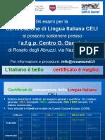 Presentazione Celi 2014 (1)