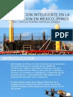 Admnistracion Inteligente en La Construccion en Mexico,02