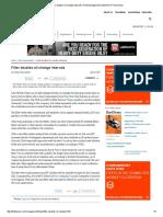 Filter Doubles Oil-change Intervals _ Fleet Management Content From Fleet Owner