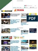 Jaru Online _ a Sua Revista Eletrônica!
