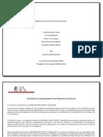Informe de Analisis de Pertenencia de Tecnicas Proyectivas