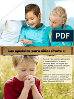Las Epístolas Para Niños (Parte 1)