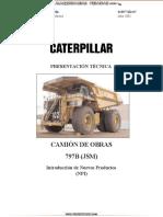 Manual Npi Introduccion Camion Minero 797b Caterpillar Componentes Operacion Sistemas Flujos Aceite Aire555555
