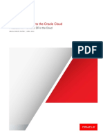 DR to Oracle Cloud