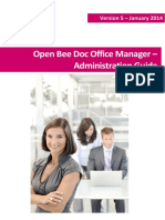 Administration Guide Open Bee Doc Office Manager (en)